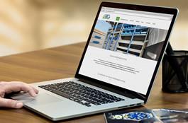 Website bedrijfswageninrichting Hasselt